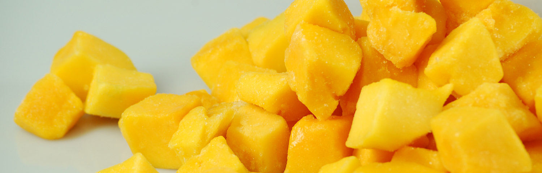 Mangue-chunk-surgelee
